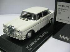 Mercedes-Benz 300 SE LANG 1965 WHITE Minichamps [400 035200]