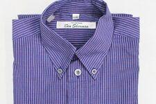 Mens BEN SHERMAN purrple shirt size S (1) long sleeve