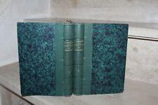 le 18e siècle en angleterre par philarète chasles en 2 tomes reliés
