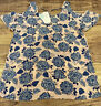 Stitch Fix Kut From The Kloth Floral Cold Shoulder Adriana Top Blouse Size S New