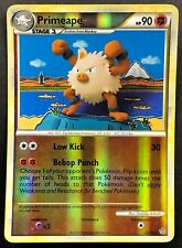 Pokemon Card Primeape Unleashed 22/95 NEAR MINT Reverse Holo Rare TCG!!!!!!!!!!!