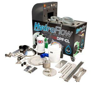 Hydroflow DPF-CL Heavy Duty Fleet Commercial DPF & Catalytic Converter Cleaner
