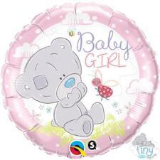 Tiny Tatty Teddy Baby Girl Qualatex 18 Inch Foil Balloon