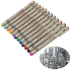 0.5 Art Manga Fine Point Copic Graphic Sketch Drawing Markers Pen chic GO9