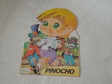 """LIBRICINO PER BAMBINI IN SPAGNOLO""""PINOCHO""""(PINOCCHIO) ANNO DI STAMPA 1982 PAG.16"""