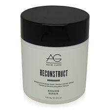 AG Hair • Reconstruct Keratin Repair Mask • 6oz • New • AUTHENTIC