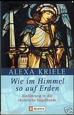Wie im Himmel so auf Erden Alexa Kriele Einführung in die christliche Engelkunde