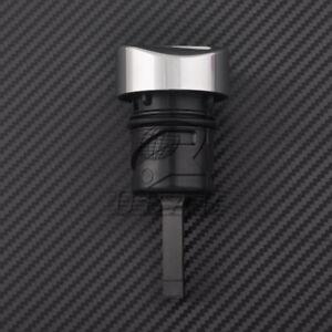 Oil Dip Stick Filler Plug for Harley Sportster 883 1200 48 XL1200X 04 Later