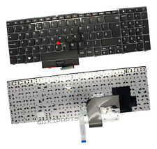 IBM Lenovo ThinkPad E520 E525 04W0848 GG 0A62051 Original Laptop Keyboard UK