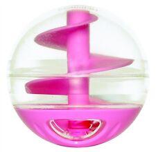 Hagen Catit Kitty Cat Treat Ball Treat Dispensing Ball Pink