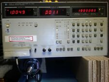Hp 4192A Impedance Analyzer Calibrated Warranty Z, Q, D, Gain/Phase Programmable