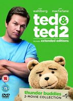 TED 1 AND 2 - DVD - REGION 2 UK