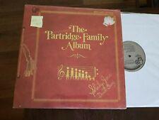 The Partridge Family Album original vinyl LP: EX jacket: EX