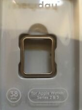 "heyday�""� Apple Watch Bumper 38mm Gold"