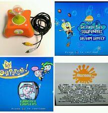 Jakks Pacific Plug & Play Nickelodeon Nick Toons 5 In 1 video game SpongeBob
