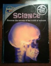 "Discovery Kids ""Science"" Children's Youth Book by Parragon"