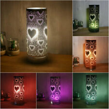Electric Wax Warmer Aroma Touch Lamp Oil Burner Diffuser Silhouette LED Light