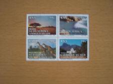 South Africa 1990,Visit South Africa 4 Vals U/M.