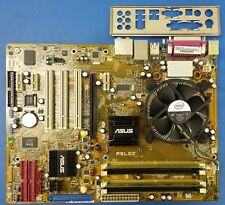 Asus P5LD2 motherboard with 3.00GHz CPU and 2 GB RAM