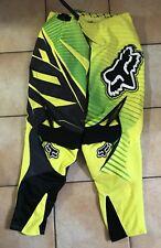 Motocross Pantalon, FOX 360, haute qualité, taille 34,