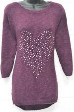 Regular Size Medium Knit Jumpers & Cardigans TU for Women