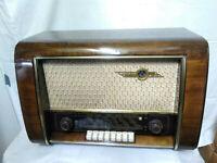 loewe opta kronach globus röhrenradio radio antigua vintage valvula antik  alt