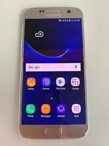 Samsung Galaxy S7 32GB G930W8 - Canadian Model - Unlocked - SILVER