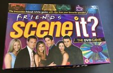 Friends Scene It - DVD Edition Board Game Complete - Friendsfest