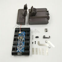 For Dyson V6 Vacuum Cleaner Battery Case Shell PCB Circuit Protection Board Set