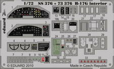 Eduard 1:72  B-17G interior S.A. Color PE Detail Set For REVELL #SS376