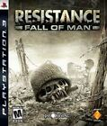 resistance FALL OF MAN CD GIOCO USATO PER PLAYSTATION 3 PS3