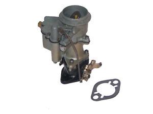 REBUILT Carburetor 1949-1954 Plymouth STANDARD TRANS, CARTER BB Ball & Ball D6H2