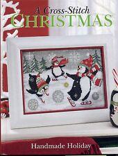 A Cross Stitch Christmas: Handmade Holiday 60+ Patterns Stocking 2009 Hardcover