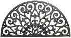 Sungmor Heavy Duty Cast Iron Vintage Vine Design Decorative Entrance Doormat