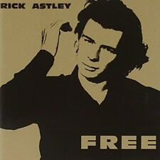 Rick Astley - Free - Rick Astley CD CNVG The Cheap Fast Free Post