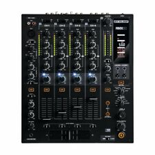 Reloop RMX-60 4-Channel Pro Professional Digital Club DJ Mixer Effects FX RMX60