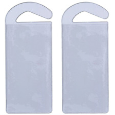 Handicap Permit Placard Protective Holder Set of 2