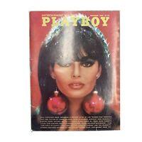 PLAYBOY Magazine Vintage Centerfold December 1966 Anniversary Edition