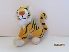 "Mattel Disney Aladdin RAJA Tiger Plush 9"" Toy 1993"