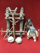 Star Wars VC Vintage Collection...........STEMZEE, CHUBBRAY w/ Ewok Catapult