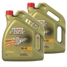 10 L LITER CASTROL EDGE FST™ 5W-40 MOTOR-ÖL MOTOREN-ÖL VW 502 00/505 00/505 01