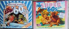 CD - The Super 60s & These Were Our Songs 60s - Reader's Digest - very good