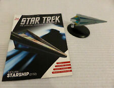 "#26 Eaglemoss STAR TREK ""Official Starships Collection"" THOLIAN STARSHIP"