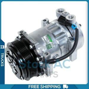 New A/C Compressor for Kenworth T660, T800 / Peterbilt 387 - OE# 4080 / 4377