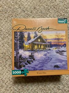 """Buffalo Games """"Winter Bliss"""" """"NEW"""" 1000 Piece Puzzle"""