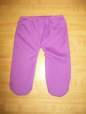 """BRIGHT ORCHID PURPLE LEGGINGS TIGHTS for 15-16-17"""" CPK Cabbage Patch Kids"""