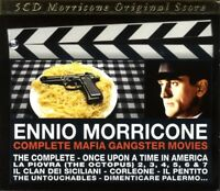 ENNIO OST/MORRICONE - COMPLETE MAFIA GANGSTER MOVIES 5 CD NEU MORRICONE,ENNIO