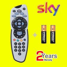 Sky+ Sky Plus TV Original Genuine Rev 9 Replacement Remote Control Sky SKY111