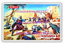 Airfix FORT SAHARA Arabi Legione di opere d'arte NUOVO Jumbo Frigo/Armadietto MAGNETE