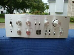 Absolutely Beautiful JVC JA-S41 Integrated Amplifier 65WPC - Serviced & Tested!